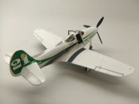 1/32 P-38 Mr Mennen, Trumpeteer kit by Ed Kinney, decals by Red Pegasus