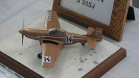 1/72 Bronze 14 1st place Junior category aircraft Cincinnati 07 by ? Sutherland