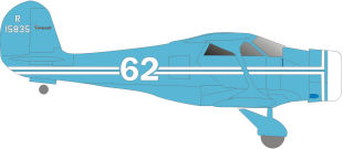 Louise Thaden #62 Staggerwing